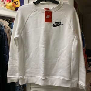 Nike women crew neck sweater